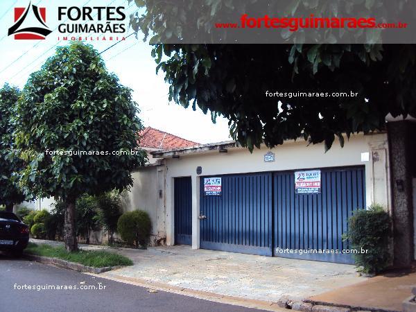 Alugar Casas / Padrão em Ribeirão Preto. apenas R$ 11.000,00