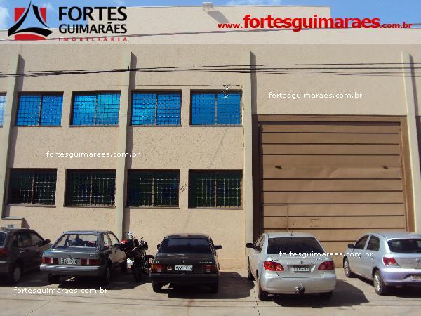 Alugar Comercial / Salão em Ribeirão Preto apenas R$ 8.000,00 - Foto 1