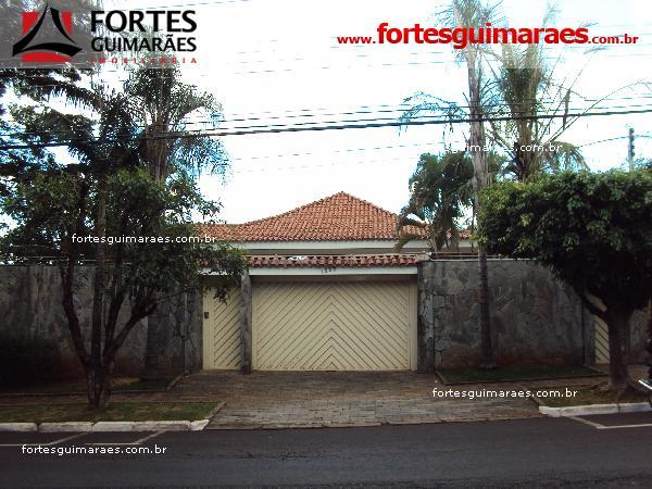 Alugar Casas / Padrão em Ribeirão Preto. apenas R$ 8.000,00