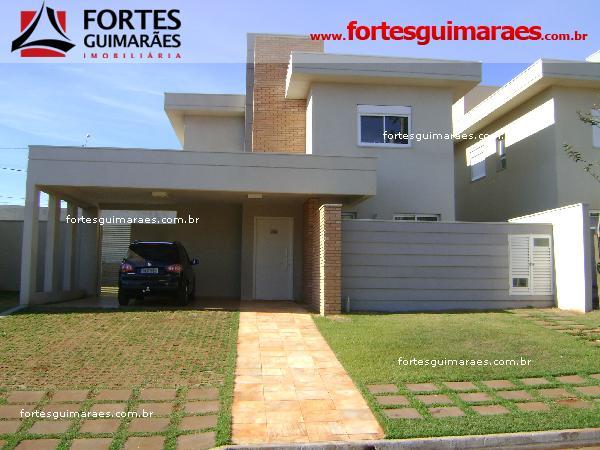 Alugar Casas / Condomínio em Ribeirão Preto. apenas R$ 3.100,00