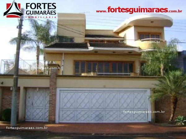 Alugar Casas / Padrão em Ribeirão Preto. apenas R$ 3.400,00