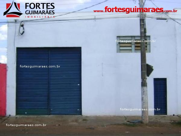 Alugar Comercial / Salão em Ribeirão Preto apenas R$ 2.000,00 - Foto 1