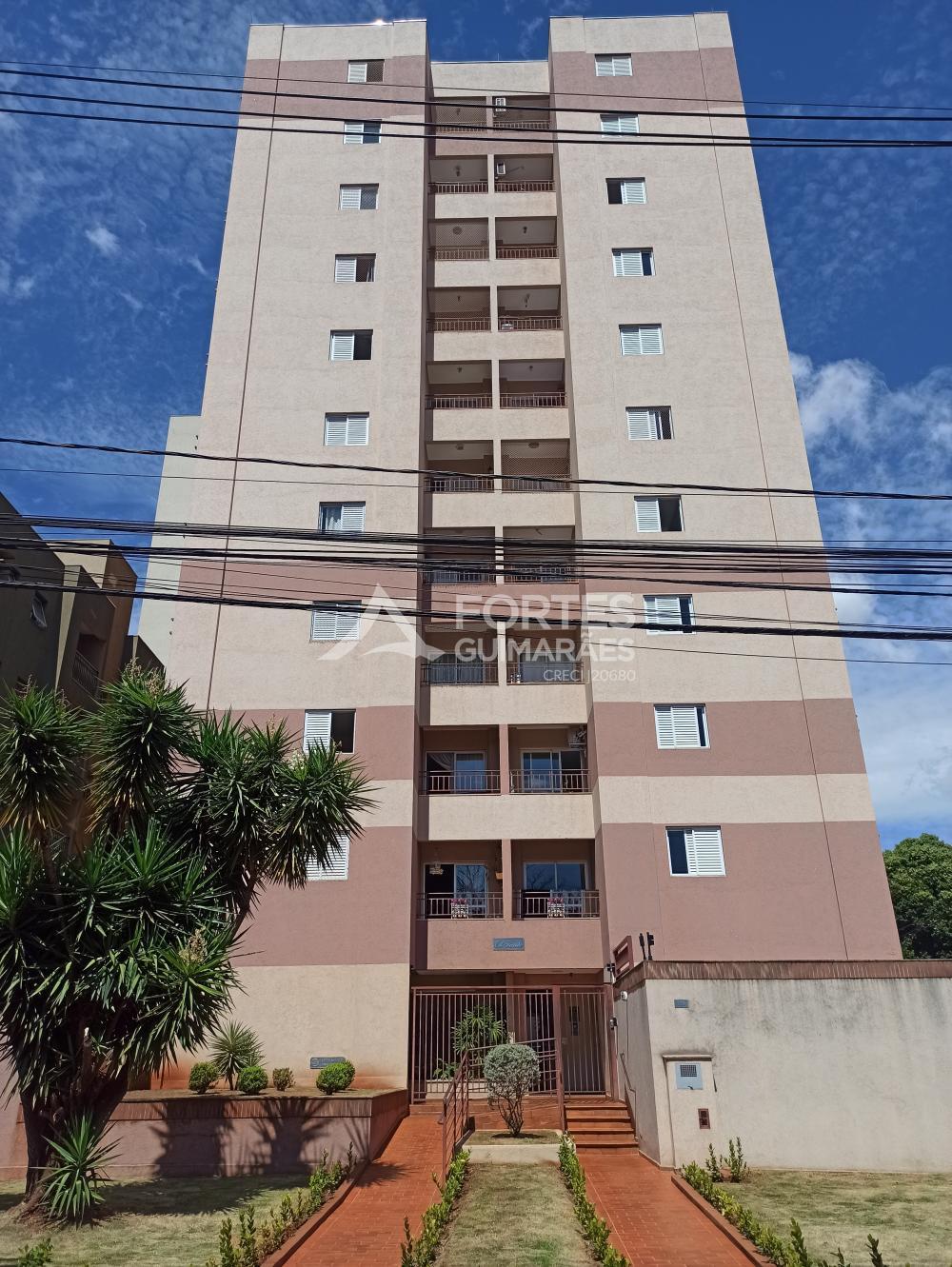 Ribeirao Preto Apartamento Locacao R$ 1.200,00 Condominio R$476,00 2 Dormitorios 1 Suite Area construida 60.68m2