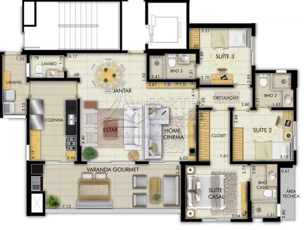 Alugar Apartamentos / Padrão em Bonfim Paulista apenas R$ 2.800,00 - Foto 19
