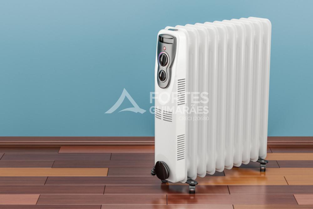 Qual o melhor aquecedor portátil para sua casa?