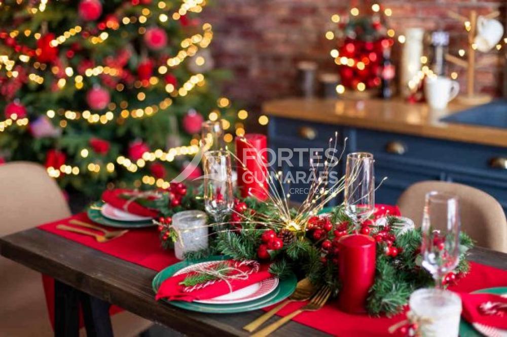 Siga as dicas e decore a casa para o Natal e Réveillon