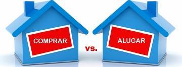 Comprar ou alugar um apartamento?