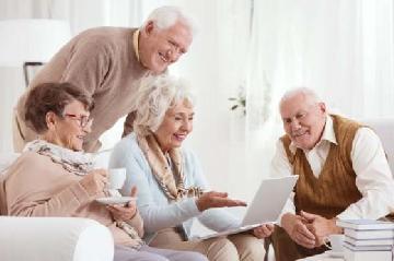 Cohousing ou co-lares para idosos: moradias com laços afetivos.